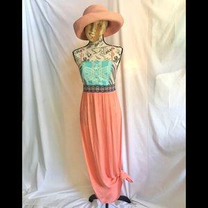 Womens maxi dress by Flying Tomatoe